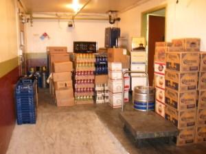 liquor crates