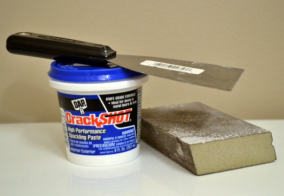 Patching nail holes in drywall toothpaste for acne