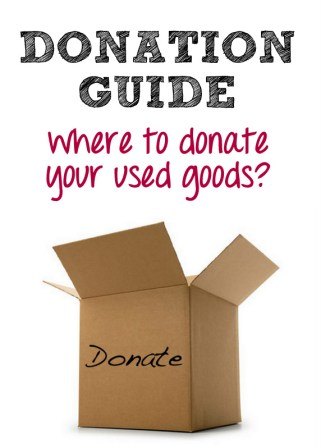 Donation Guide