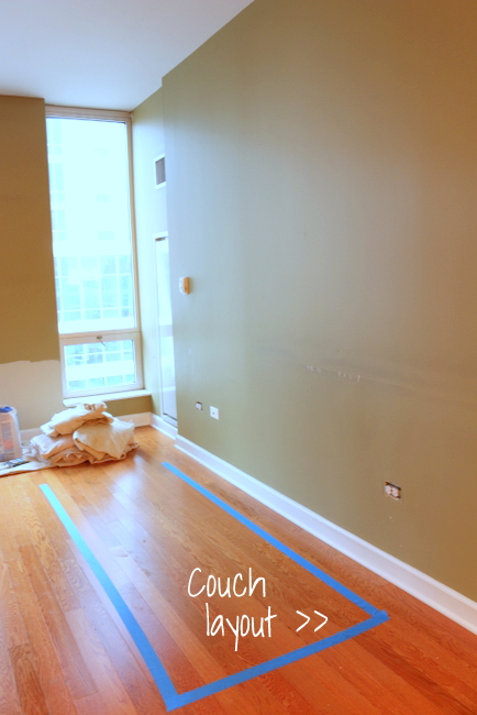 Arranging Living Room Furniture Like Couches