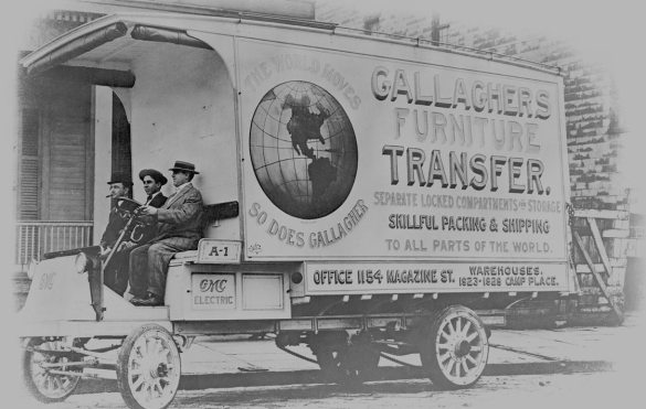 History of the Moving Industry