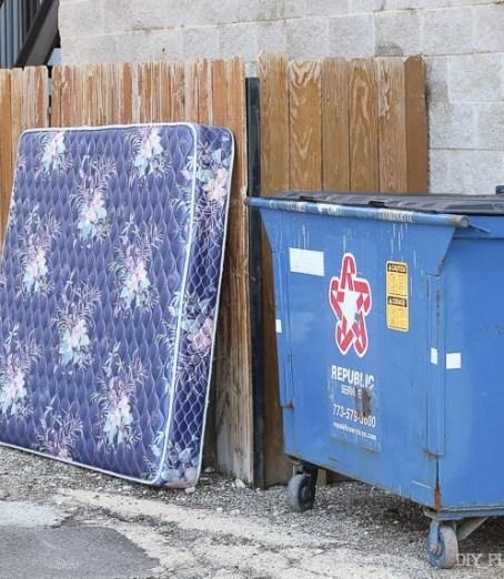 mattress-dumpster