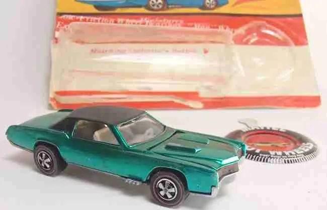 68 Custom El Dorado Hot Wheels