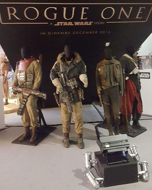star wars rogue one costumes
