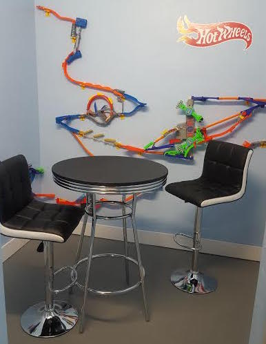 Hot Wheels room at hobbyDB