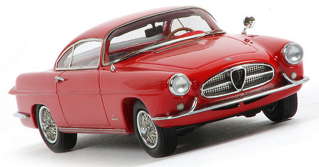 Kess Scale Models 1954 Alfa Romeo 1900 SS Ghia Coupe