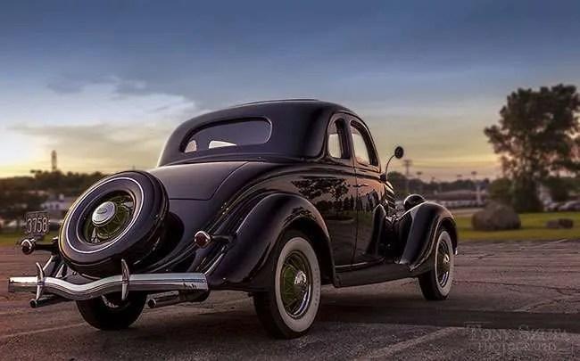 tony szuta 1936 ford coupe