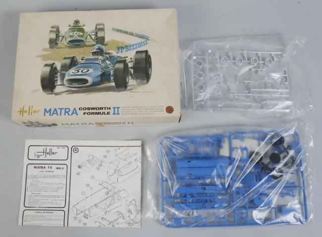 Heller Matra Forumla 2 kit