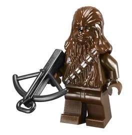 Chewbacca lego minifig