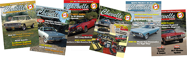 chevelle world magazine