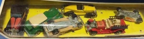 Hot Wheels Classic Machines 6 pack
