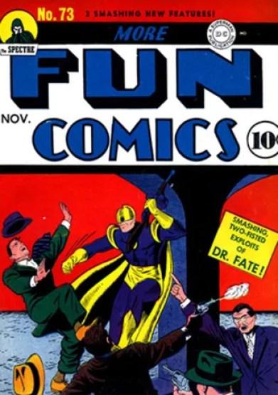 More Fun Comics Vol 1