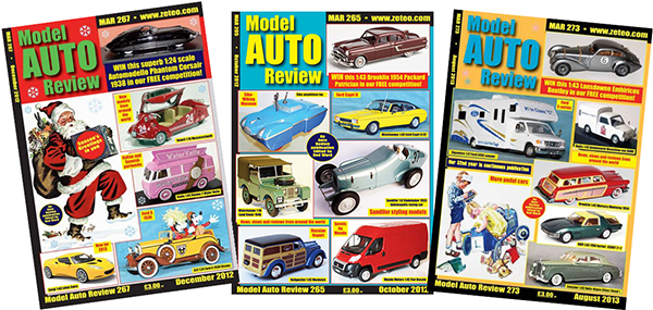 MAR Model Auto Review