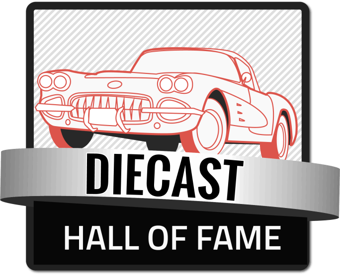 Diecast Hall of Fame Logo