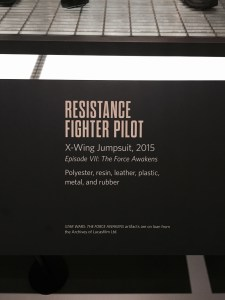 Resistance Fighter Pilot Card