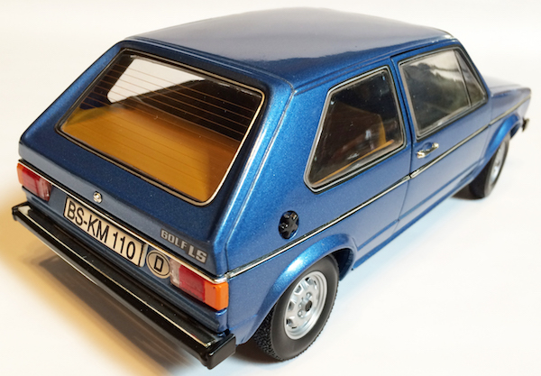 volkswagen golf model