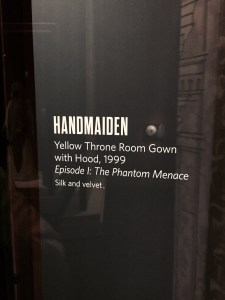 yellow handmaiden card