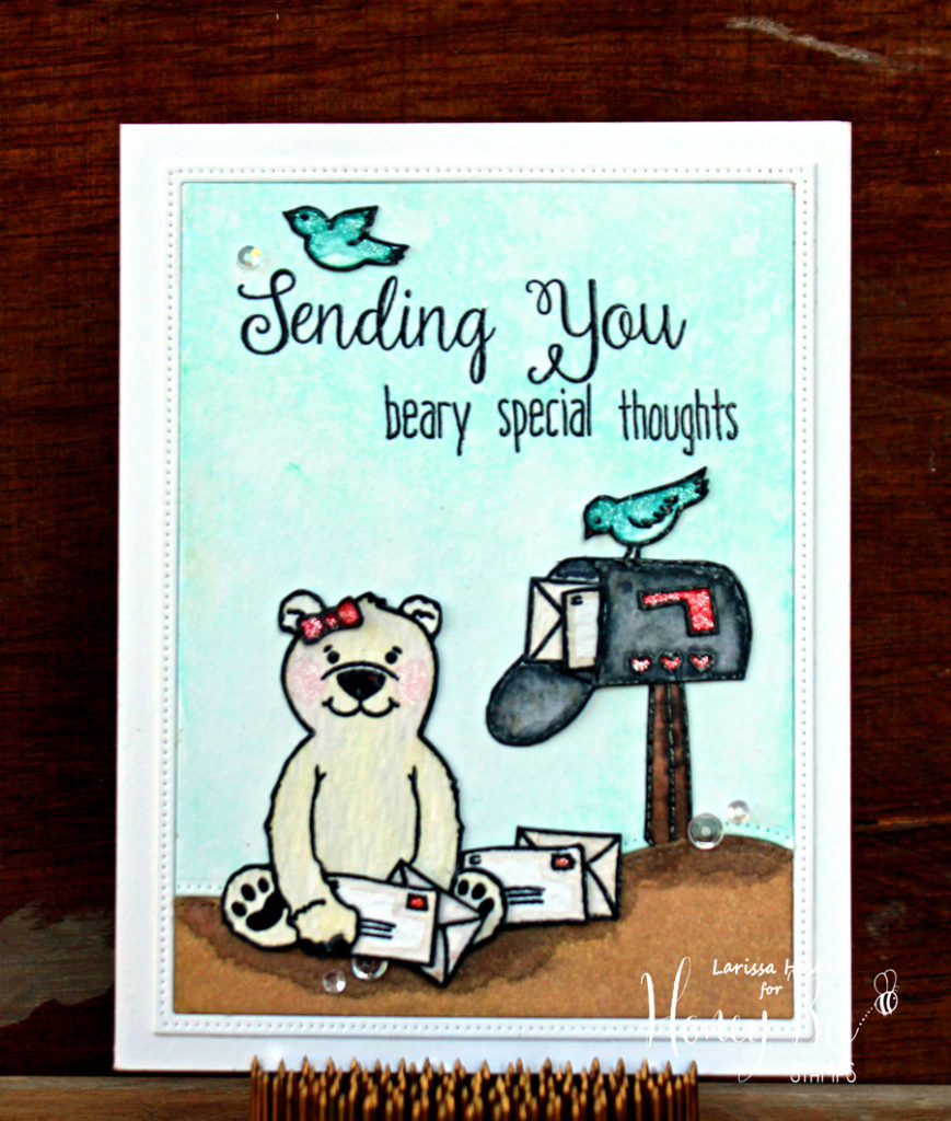 Sending You Beary Special Thoughts!!  =)