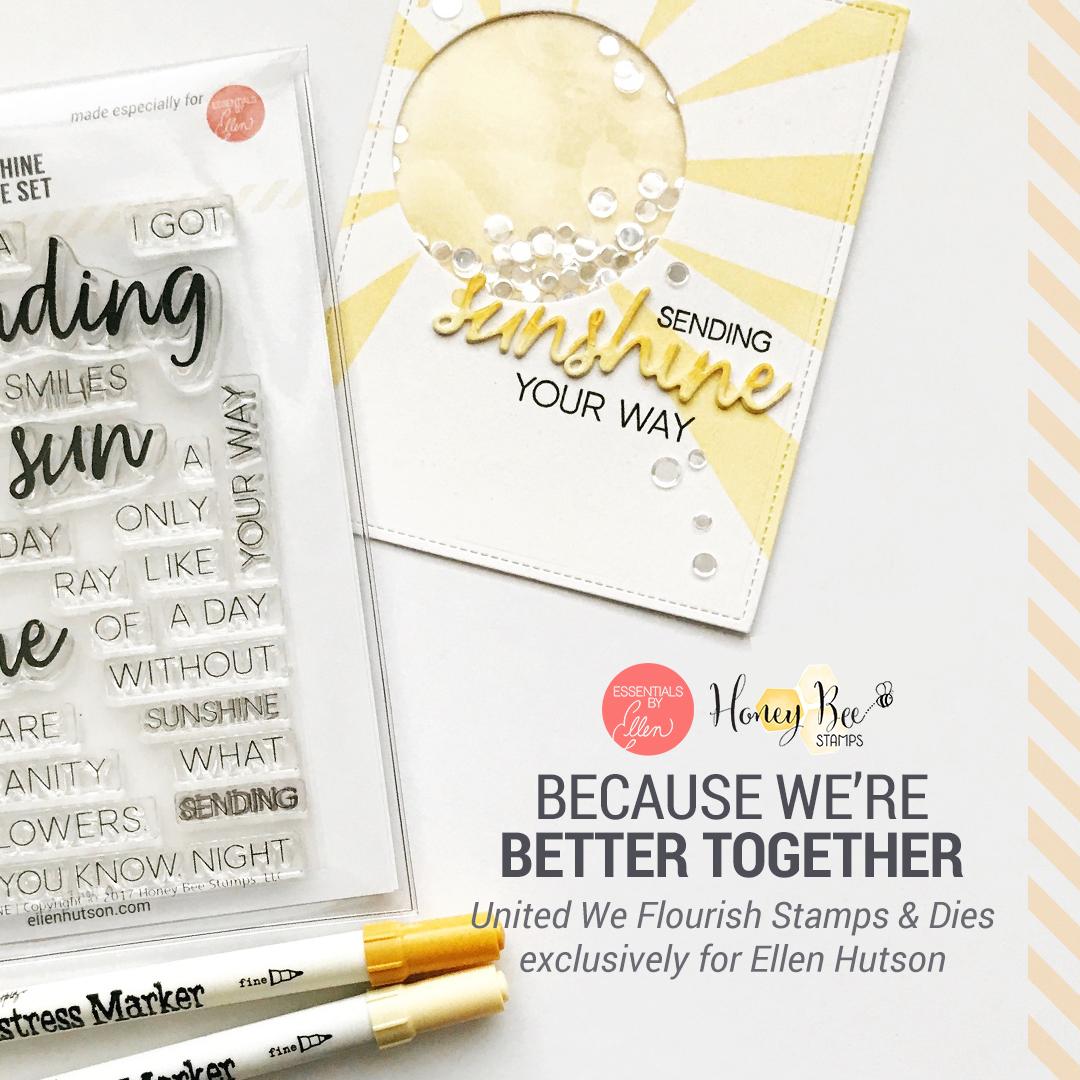 United We Flourish: Sending Sunshine Blog Hop