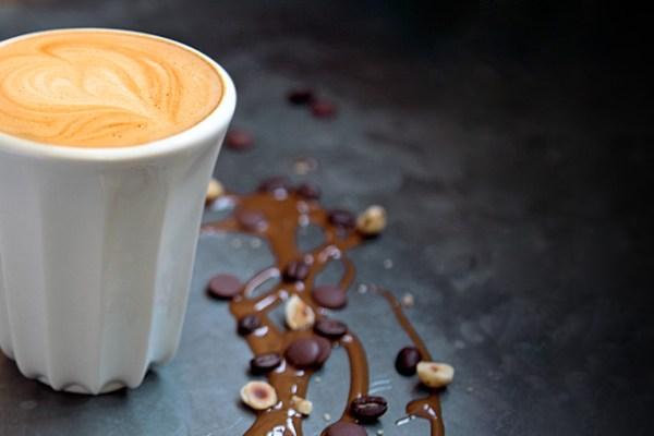 Coffee Chocolat Latte