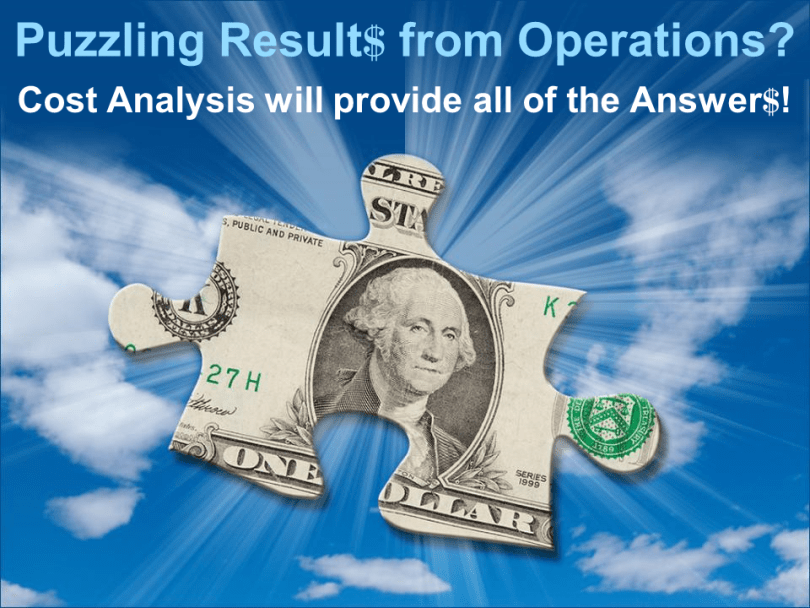 Cost Analysis for Business Success