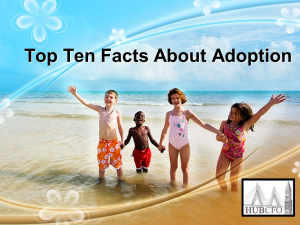 Adoption Tax Benefits