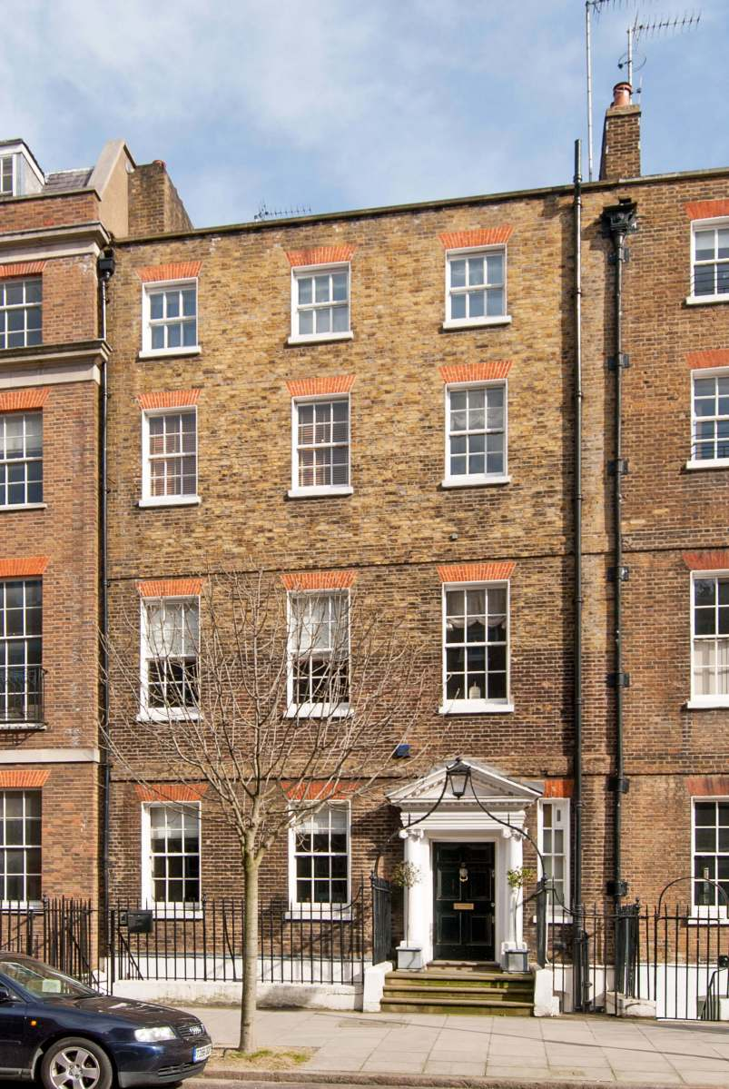 Huge 4 Bedroom Georgian House on John Street, Bloomsbury, WC1