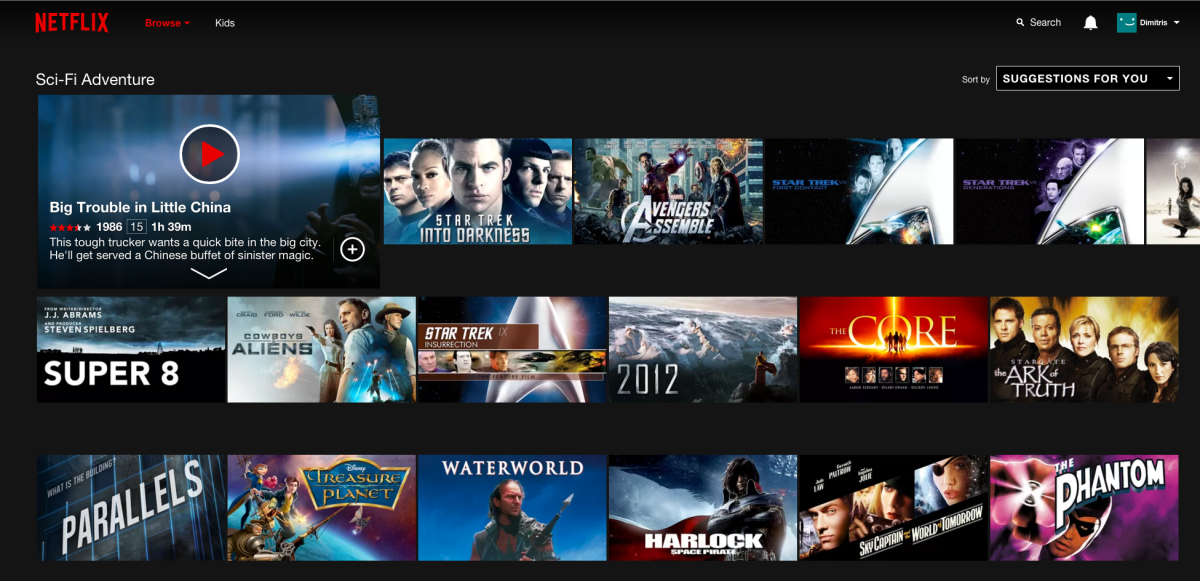 Unlock the hIdden Netflix categories