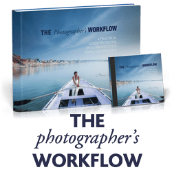 """The Photographer's Workflow"" e-book"