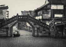 The Boatman - Xitang, China
