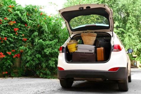 Consejos para evitar robos en el coche en vacaciones