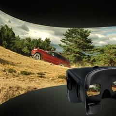 Ya puedes probar el nuevo SUV de Mercedes-Benz en realidad virtual
