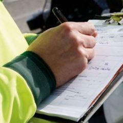 La DGT recaudó casi un millón de euros diarios en multas