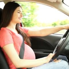 Consejos para conducir embarazada