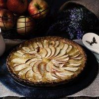 Tarta de Manzana. Receta Tradicional