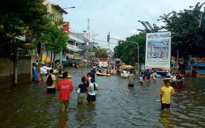 Towards a climate risk management approach for adaptation