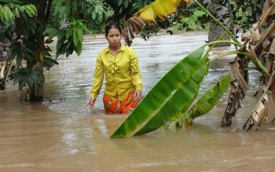 Risk-based planning in developing countries—CATSIM training in Cambodia