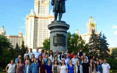 This summer in Moscow: Impressions from Moscow Summer Academy 2015