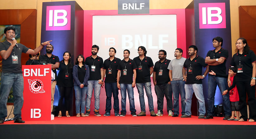 The IndiBlogger Team