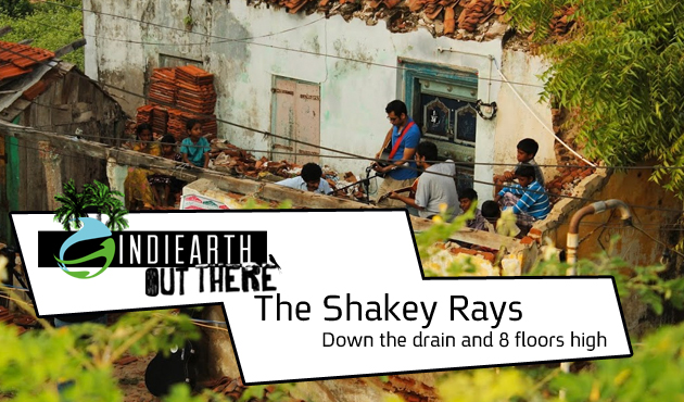 The Shakey Rays - IndiEarth Out There
