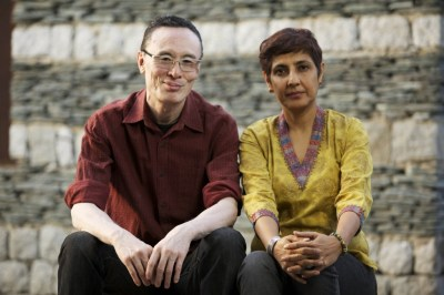Ritu Sarin and Tenzin Sonam - Founders, DIFF