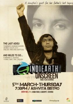 IEOS 5th March Ashvita Poster