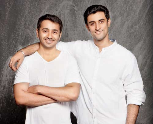 Varun Sheth & Kunal Kapoor, Ketto Photo Courtesy: www.ketto.org