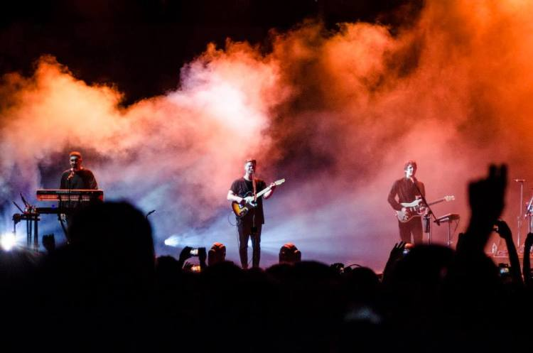 Alt-J (Image courtesy of Live Viacom18)