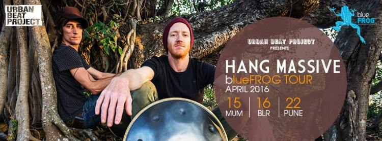Hang Massive Tour