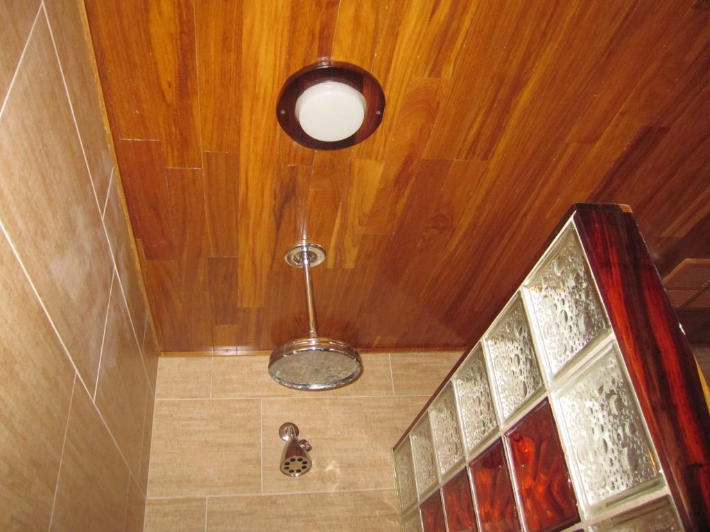 Horrible Shower Decorative Glass Block Bamboo Porcelian Tiles Cocobolo Teak Shower Uk Teak Shower Home Depot Teak Ceiling From Inside houzz 01 Teak Shower Floor