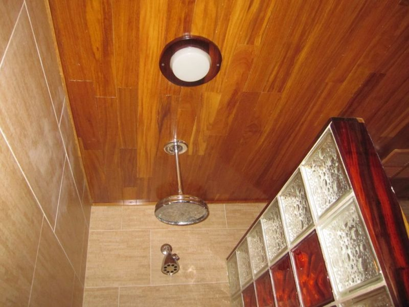 Large Of Teak Shower Floor