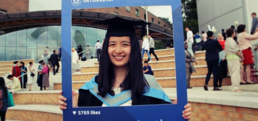 Meimei Wang, 2015 Graduate from Exeter University   INTO Higher