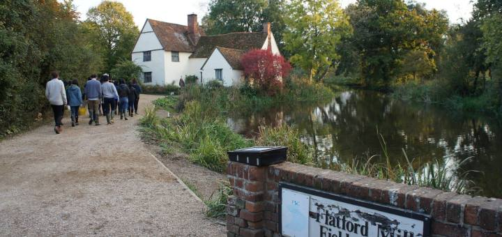 Flatford Mill Science Trip   Learning beyond the classroom