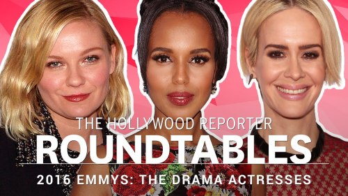 THR's Drama Actress Emmy Roundtable (short film and movie news)